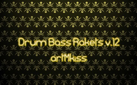 Drum Bass Rakets v.12 (2013)