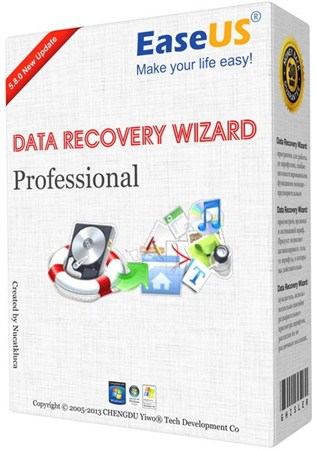 EaseUS Data Recovery Wizard Professional v 5.8.0 Final