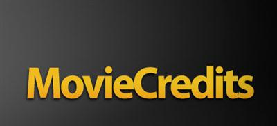 SugarFX Movie Credits 1.0.1 MacOSX