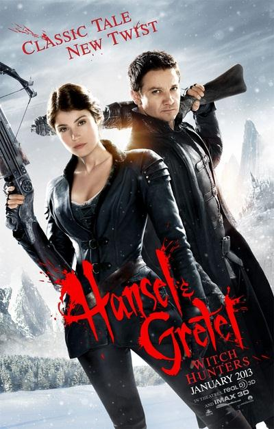 Hansel & Gretel: Witch Hunters (2013) CAM x264 AC3-TommieCook