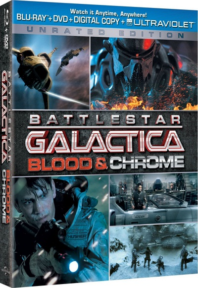 Battlestar Galactica: Blood & Chrome (2012) BRRip XviD AC3 Feel - Free