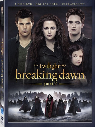 The Twilight Saga Breaking Dawn Part 2 (2012) DVDrip x264 AC3 - MiNiSTRY