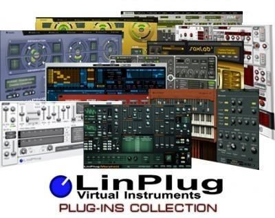 LinPlug Plug-ins Collection | WiN/MAC