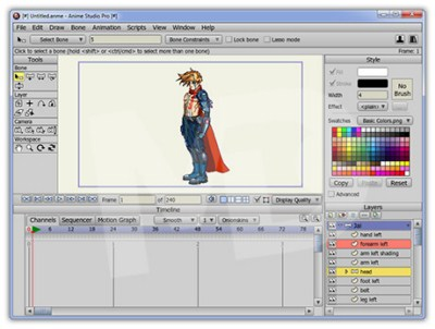Anime Studio Pro v9.2 Build 7100 (1-click run) (registered)