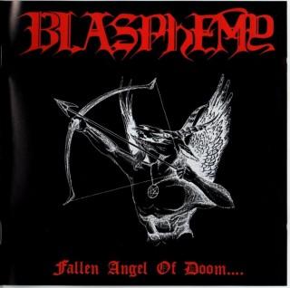 Blasphemy - Fallen Angel Of Doom (1990)