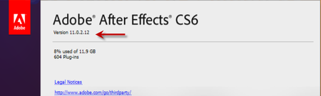 Adobe After Effects CS6 v11.0.2.12 LS7 WIN/MacOSX