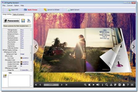 3D PageFlip Standard 2.6.3