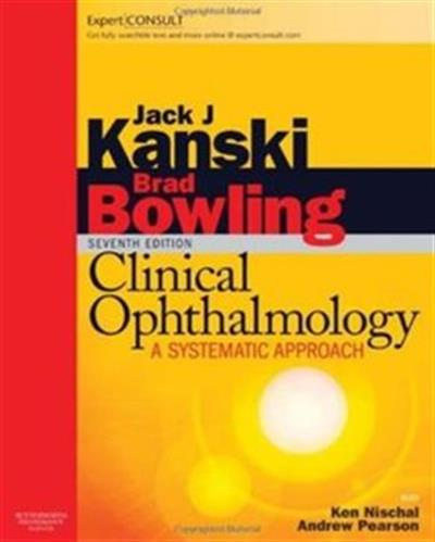 Clinical Ophthalmology: A Systematic Approach (7th edition)