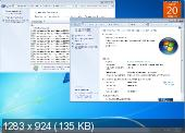 Windows 7 SP1 4 in 1 Русская (x86+x64) 14.11.2012