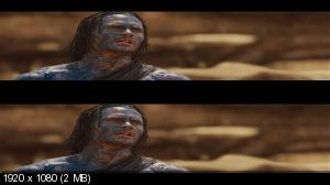 Джон Картер / John Carter (2012) BDRip 1080p | 3D-Video
