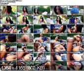 Monster In The Making For Amber Cox - BangBros/ MonstersofCock (2012/ HD 720p)