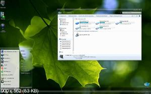 Новые темы и дримы для Windows 7 (2013)