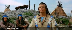 �������� ������ / Rampage at Apache Wells (1965) HDRip