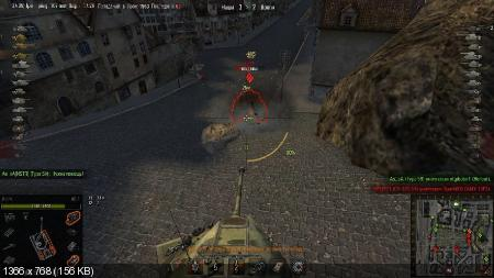Мир Танков / World of Tanks v0.8.3 Mod (2012/RUS)