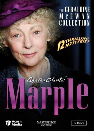 Марпл Агаты Кристи / Agatha Christie's Marple (1-6 сезоны/2004-2013/DVDRip/SATRip/HDTVRip)