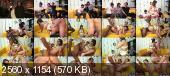 Dasha - Interracial DP sex party (2013) 720p