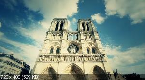 Метроном. История Франции / Metronome. Mysteres, Legendes et Histoire de France au fil du metro parisien (2012) DVDRip