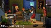The Sims 3 70s, 80s & 90s Stuff (2013/RU)