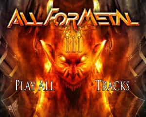 V A - All For Metal III (2012) DVD9