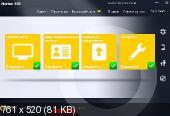 Norton 360 версия на 90 дней (2013) PC