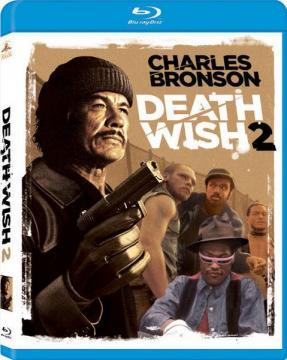Жажда смерти 2 / Death Wish II (1982) BDRip 720p