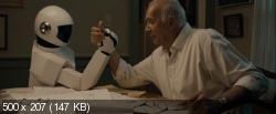 Робот и Фрэнк|Robot & Frank (2012|DVDRip-AVC|Лицензия)