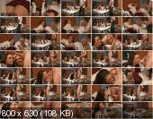 Sasha Blue, Carly Treanor - Schoolgirls Take Charge [PureCFNM] (2013/HD/402 MB)