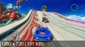 Sonic & All-Stars Racing Transformed Repack Audioslave