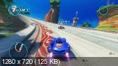 Sonic & All-Stars Racing Transformed Repack Audioslave