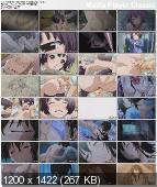 Невинность: воспоминания девушки / Innocent: Shoujo Memoria [CEN] (2011/RUS/JAP/18+) DVDRip