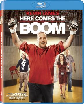 Толстяк на ринге / Here Comes the Boom (2012) BDRip 1080p