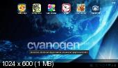 Android 4.0.4 ICS (CyanogenMod 9 от HumberOS) для Samsung Galaxy Tab P1000 [Прошивка] (Android 4.0.4 ICS)
