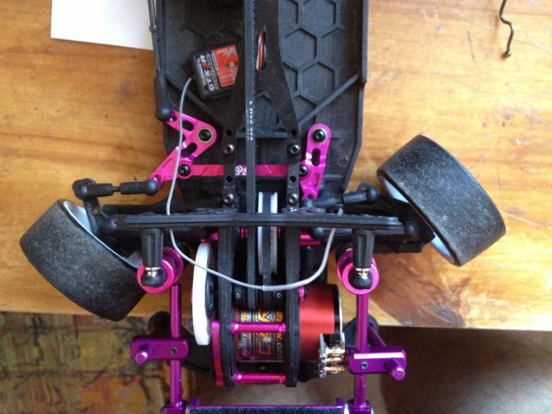 Как сделать чтобы колесо сильнее крутилось