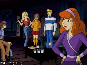 Что новенького, Скуби-Ду? [1-3 Сезон] / What's New, Scooby-Doo? (2002-2005) DVDRip