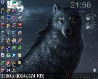 Пак новейших тем для Windows 7 19.02.2013