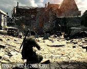 Sniper Elite V2 (v.1.11 + DLCs) (2012/RUS/ENG/Steam-Rip от R.G. Игроманы)