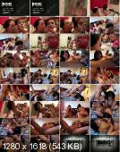 Rahyndee, Angel Del Rey - Bathroom Booby Bonanza [RealSlutParty/Mofos] (2013/SD/775 MB)