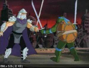 ��������� ������ [8-� �����] / Teenage Mutant Ninja Turtles (1994) DVDRip