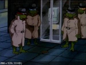 Черепашки ниндзя [1-й сезон] / Teenage Mutant Ninja Turtles (1987) DVDRip