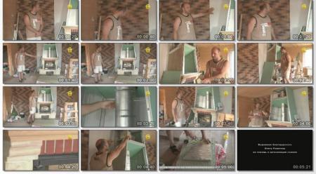 Сборка камина (2012) DVDRip