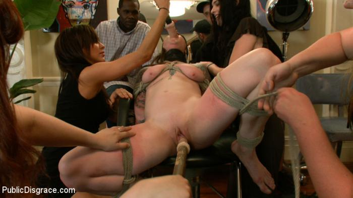 lesbi-publika-porno