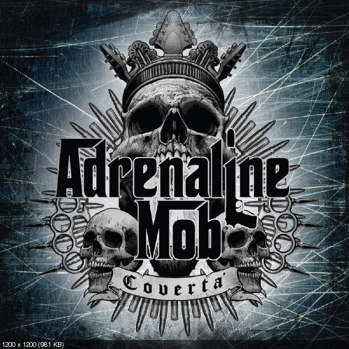 Adrenaline Mob - Coverta [EP] (2013)