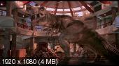 ���� ������� ������� / Jurassic Park (1993) Blu-Ray Remux 1080p