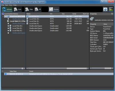 Active KillDisk Professional Suite 7.1.12