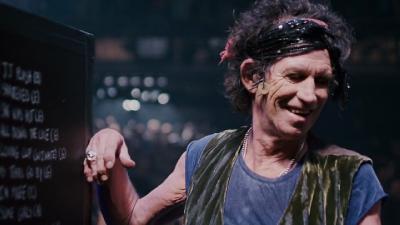 Да будет свет / The Rolling Stones: Shine a Light (2008) BDRip [720p]