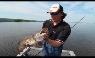 Видеоприложение к журналу Рыбалка на Руси (Выпуск №4) (2013) DVDRip