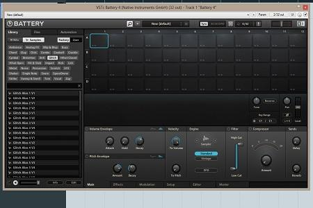 Native Instruments - Battery ( 4.0.1, 2013 )