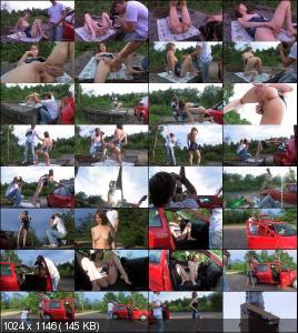 Beata Undine - A Hot Stopover (2013) HD 1080p