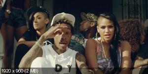 Cassie feat. Wiz Khalifa - Paradise (2013) HDTV 1080p